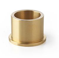 ECO BRONZE C87850 Flanged Bearings-2