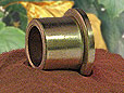 Powdered Metal Flange gold